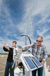 Sandia SolarTrak technology helps arrays worldwide follow the sun