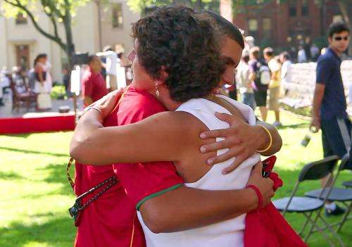 Saying goodby: Advice for parents of the college-bound