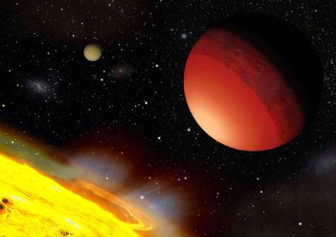 Simulations of vaporization of Earth-like planets tell planet-hunters what to look for in atmospheres of super-Earths
