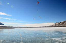 First-ever use of airborne resistivity system in antarctica allows researchers to look beneath surface in untapped territories