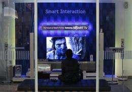 Smartphones fuel Samsung profit to record (AP)