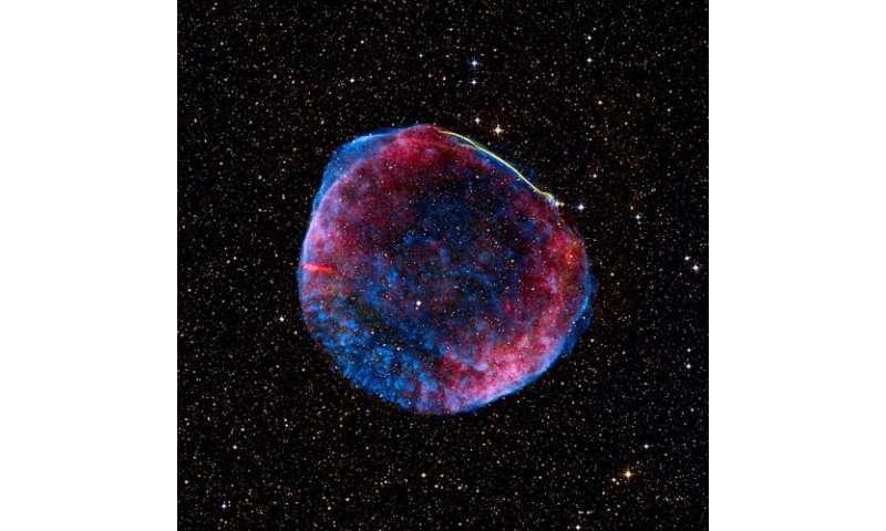 SN 1006 Supernova Remnant