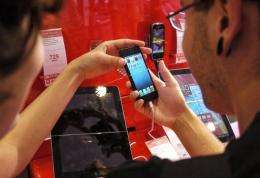 Some 89 percent of Australians were estimated to own a mobile phone in 2011