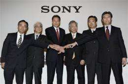 Sony to cut 10,000 jobs, turn around TV business (AP)