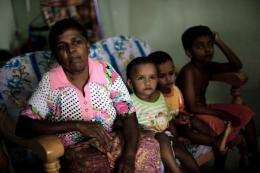 S. Panchavarnam said her daughter Kasturi, now 24, has been plagued by health problems since birth