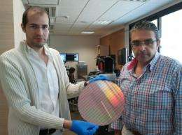 Spanish scientists design a revolutionary data storage device