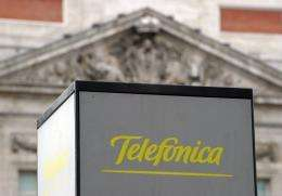 Spanish telecom giant Telefonica has completed its sale of a 4.56 percent stake in China Unicom