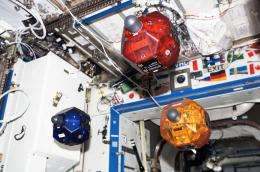 Darpa makes room on international space station for programmers