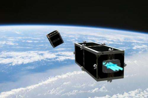 Swiss satellite to tackle space debris