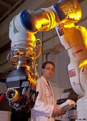 SwRI launches ROS-Industrial Consortium