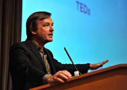 TED curator Chris Anderson