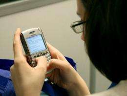 Text messaging is the most popular form of daily communication between Britons