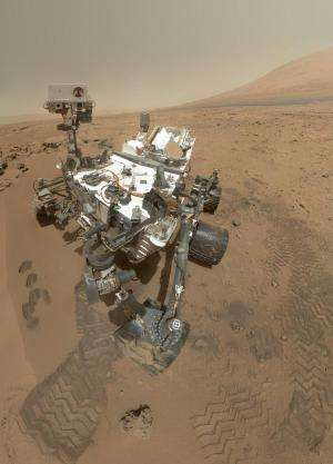 The Curiosity Rover's Ultimate Self-Portrait