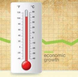 The economic cost of increased temperatures