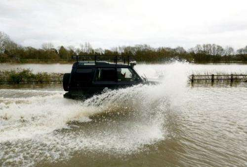 The government is said to be refusing to back a fund to help insure homes at risk of flood