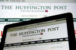 The Huffington Post will soon be available in a weekly magazine version for the iPad