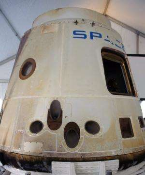 The new launch date  comes after SpaceX said it needed more testing on its Dragon capsule