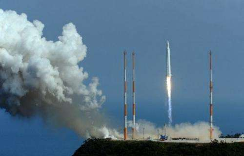 The planned rocket launch is considered crucial for South Korea's efforts to join an elite club of Asian nations