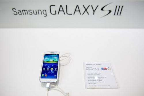 The third version of the Galaxy S series offers a more powerful processor