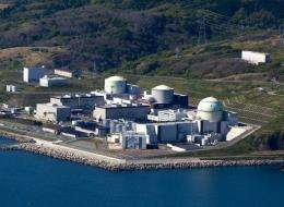 the Tomari nuclear plant is scheduled to stop for maintenance work which will last more than 70 days