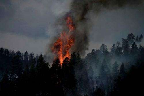 This summer has been especially challenging for US firefighters facing unprecedented fires in Colorado