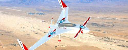 Record-setting electric airplane exceeds 200-mph (w/ Video)