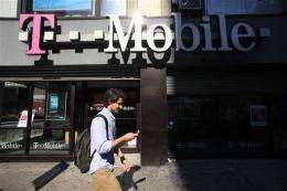 T-Mobile USA to combine with MetroPCS