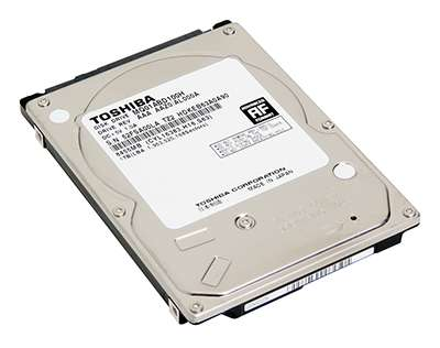 Toshiba to Deploy Hybrid Drive to Boost Share in Storage Market