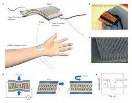 Engineers create ultra-sensitive artificial skin