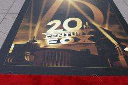 Twentieth Century Fox is the cinema unit of Rupert Murdoch's News Corp.