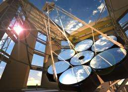 UA makes mirrors for world's largest telescope