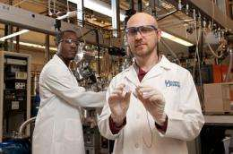 UD scientist attempts to grow nanocomposites faster using novel approach