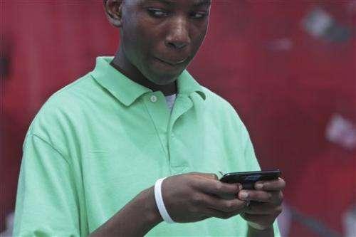 US boy, 16, is the fastest texter in America