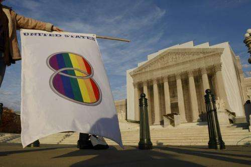US Supreme Court wades into same-sex marriage debate