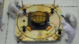 Video hails arrival of 2 different Webb Telescope mirrors