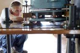 Washburn telescope optics get 130-year checkup, cleaning