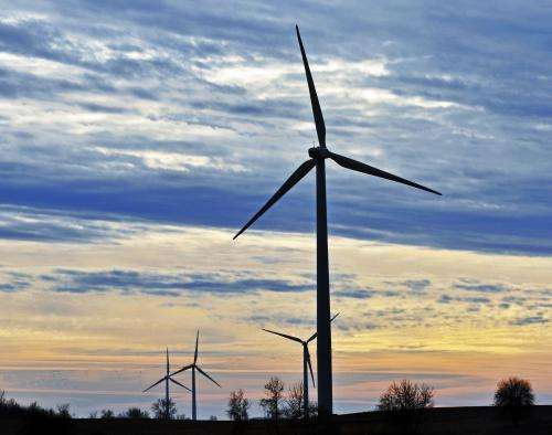 Weather data from nation's largest wind farms could improve US models, forecasts