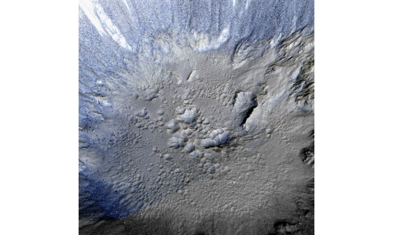 Western researchers link Martian surface