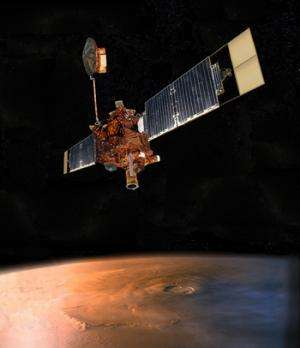Whatever happened to . . . the Mars Global Surveyor?
