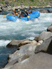 Whitewater rafting was introduced to Nepal in the mid-1970s by foreign diplomats