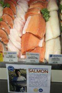 Whole Foods to stop sale of unsustainable seafood (AP)
