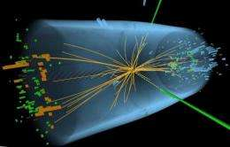 Without the Higgs, say theorists, we and all the other joined-up atoms in the Universe would not exist