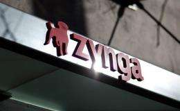Zynga returned fire in a battle with Electronic Arts