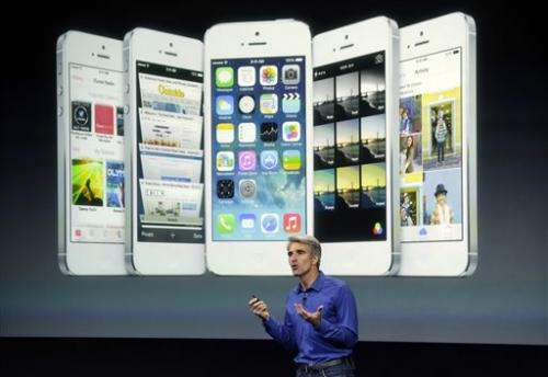 Apple's new iPhones simultaneously aim high, low