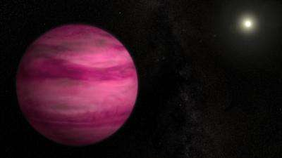 Astronomers image lowest-mass exoplanet around a sun-like star