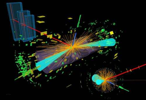 ATLAS sees Higgs boson decay to fermions