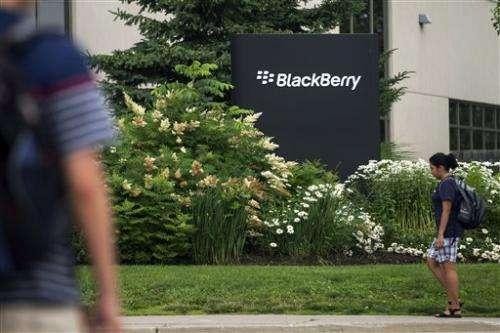BlackBerry slashes jobs in face of $1B 2Q loss