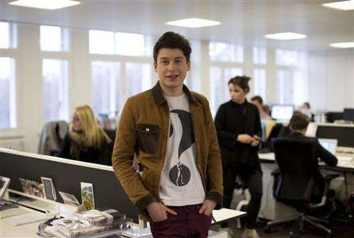British teenage whiz strikes deal with Yahoo