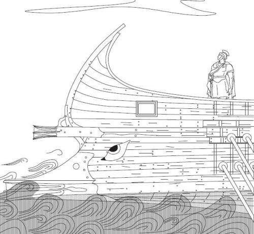 Bronze warship ram reveals secrets