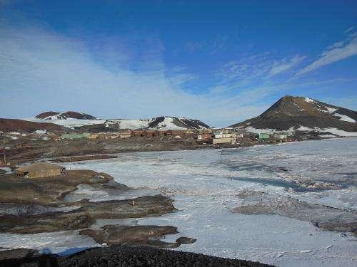 Change of venue for NASA's IceBridge Antarctic operations